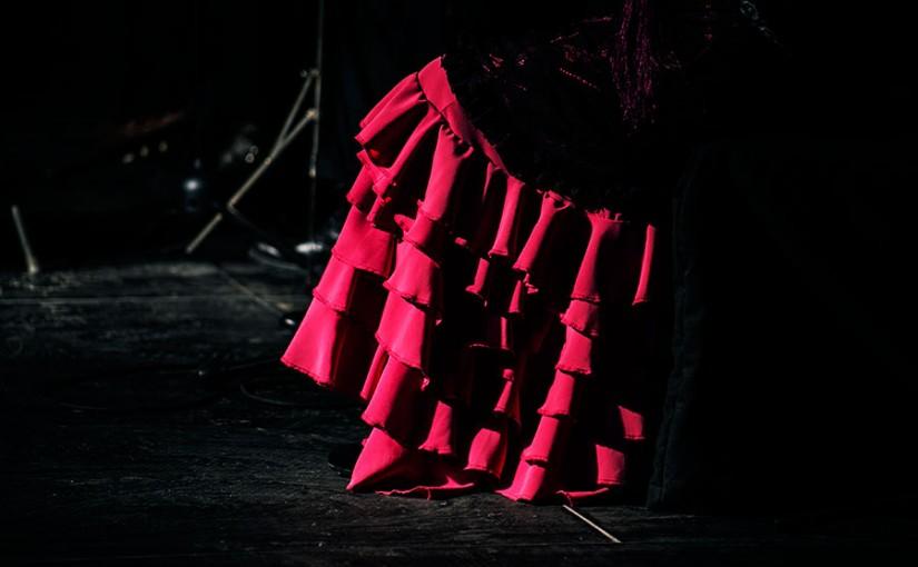 Cztery pory roku flamenco