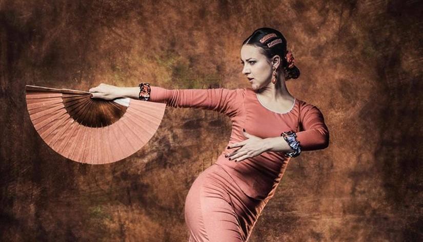 Karolina Łucznik na Tablao Flamenco